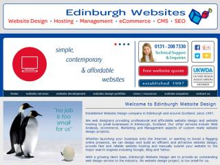 Edinburgh Websites